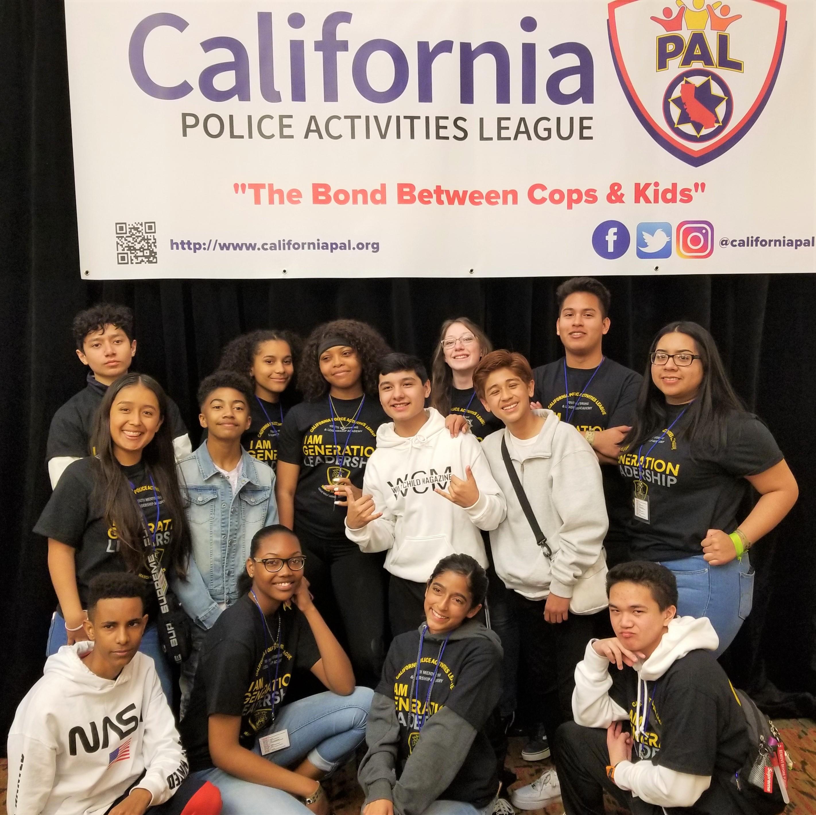 California Police Activities League |